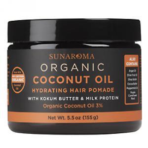 Organic Coconut Oil Pomade