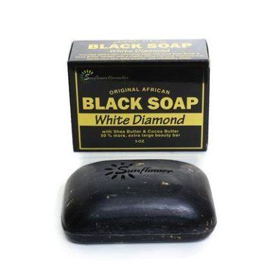 Black Soap White Diamond