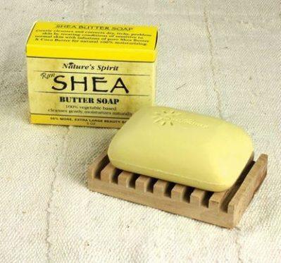 Nautures Spirit Shea Butter Soap
