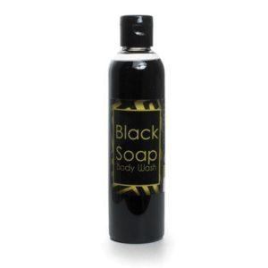 Black Liquid Soap