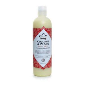 Coconut & Papaya Body Wash